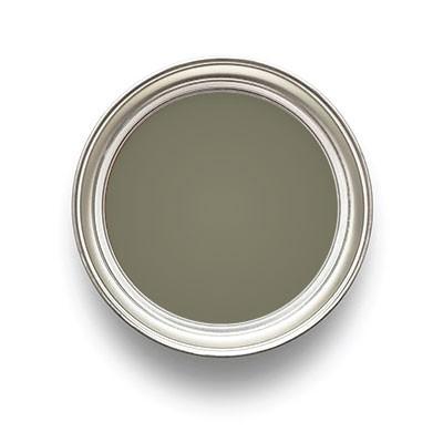 Leinölfarbe erdgrün 100%