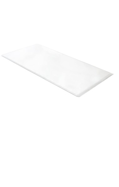 Glasplatte 100 x 50 cm