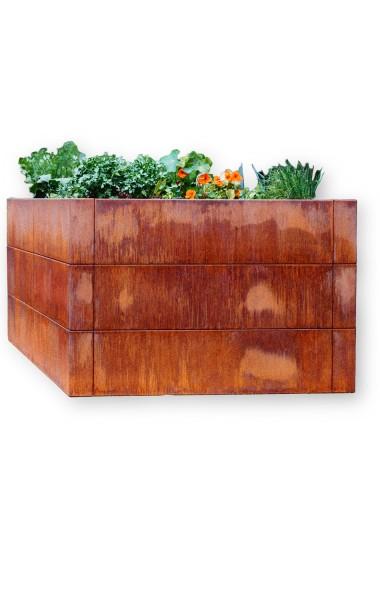 Greenbox Hochbeet 80 cm hoch