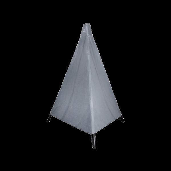 Zelt für Feuerschale